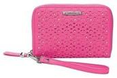 Chelsea Tech Wallet Pink **SOLD**