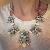 Trellis Necklace