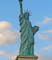 New York's Statue of Liberty