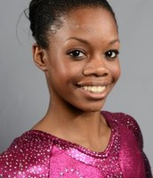 Gabby Douglas was born on december 31.