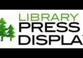 Library Press Display