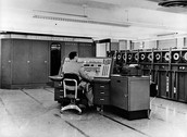 2. (Cont.) Find a picture of the following machines; UNIVAC II