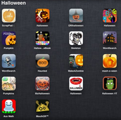 Get in the Halloween spirit with your iPad