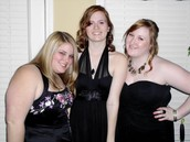 Me and my best friends Rachel and Skye