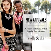 Stella & Dot fashion jewellery and accessories
