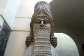 ESSENTIAL UNDERSTANDING #2 - Ancient Near Eastern art is inspired by religion; kings often assume divine attributes.