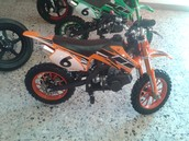 minicross 50cc 249,00 euro