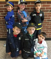 Dress Up Like Your Favorite Community Helper