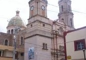 Santa Veracruz: La iglesias!