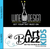 We are Art Buzz Kids (A division of Wine and Design)