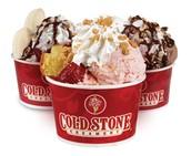 Cold Stone Creamery!