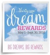 DREAM REWARDS!