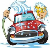 Juan no lavó el coche