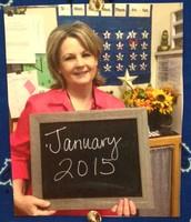 Mrs. January - Mrs. Juro