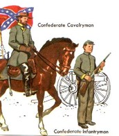 Confederate Unifroms