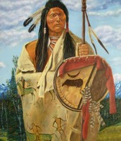 Cherokee Indians (Negative)
