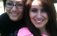 My beautiful short older sister Mariela Perez.
