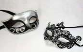 Choose a mask and wear it well, so your true identity, no one can tell