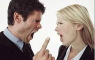 Gritos e insultos