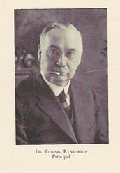 Dr. Edward Rynearson