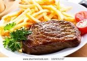 Un Steak - Frites
