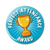 2nd Marking Period Perfect Attendance- Way to Go!!!