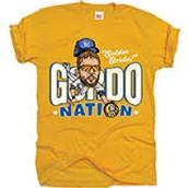 Gordo nation shirt