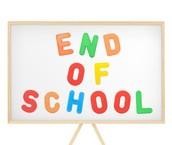 End of School Daze