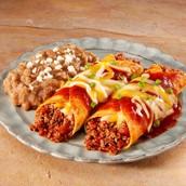Enchiladas trescientos noventa y seis pesos (396 pesos)