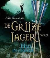 De Grijze Jager, boek 9, Halt in gevaar