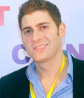 Eduardo Saverin - Co-founder of Facebook