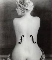 (Le Violon d'Ingres,1924)