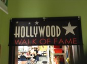 Welcome to Hollywood- 4th and 5th Graders!