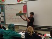 5th Native American Presentations