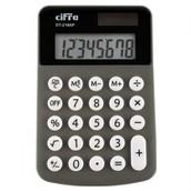 Calculadora Cifra DT-218 $85,00 +IVA