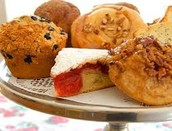 Tartas dulces, cupcake, alfajores, tortas, masas secas, medialunas, budines y mucho mas!