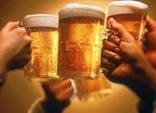 הבירה היא משקה אלכוהולי חריף שנוצר בתהליכים של תסיסה  והוא מורכב משמרים,לתת,כשות ומים