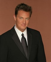 Matthew Perry a.k.a. chandler bing