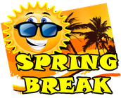 NO JCPRD-Spring Break March 14-18