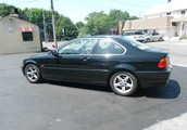 Black 2003 BMW 335Ci