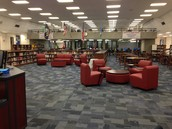 The library is really coming together!