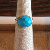 Mary Margaret Ring - Size 6