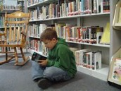 Volunteer in the center of the action in a beautiful space! Be a library volunteer!