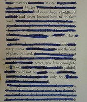 Blacked Out Poetry