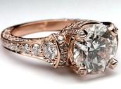 Tiffany & Company Engagement Ring