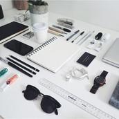 Organized Work-Space