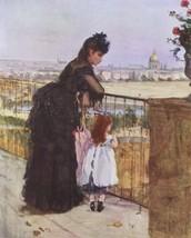 "Berthe Morisot's ""Le Champs de mars"", By Jaime Balukonis"