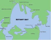 Where is Botany Bay?