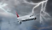 Do planes even get struck by lightning?