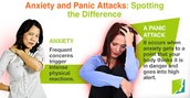symptoms of panic disorders